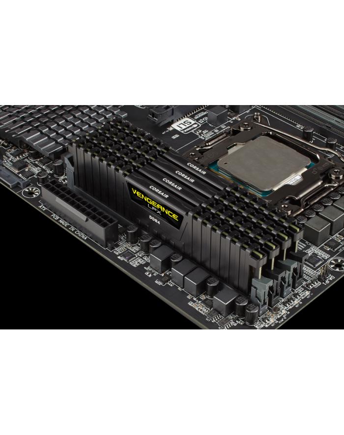 Corsair Vengeance® LPX 16GB (2x8GB) DDR4 3600MHz C18 Memory Kit - Black główny