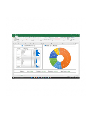 Microsoft Office Home and Student 2016 Win English EuroZone Medialess P2