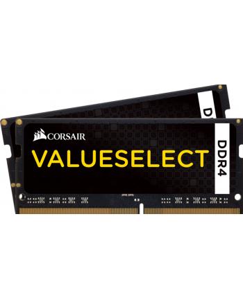 Corsair Vengeance® Series 16GB (2x8GB) DDR4 SODIMM 2666MHz CL18