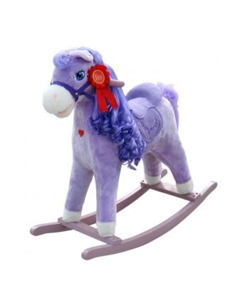 MILLY MALLY Koń na biegun. Princess fiol