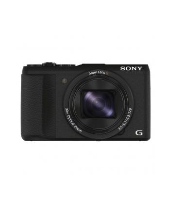 Sony Cyber-shot DSC-HX60B - czarny