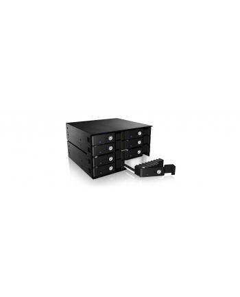ICY BOX IB-2280SSK Back Plane - 8x 2.5 SSD/HDD w 2x 5.25