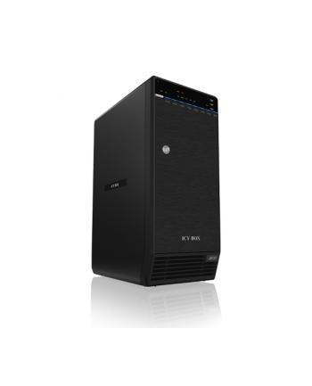 ICY BOX IB-3680SU3 JBOD black 8x3.5 Cala