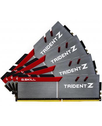G.Skill DDR4 32GB 3200-14 Trident Z Quad
