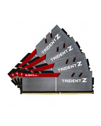 G.Skill DDR4 64GB 3200-14 Trident Z Quad