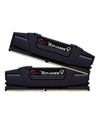 G.Skill DDR4 8GB 4000-19 Ripjaws V Black Dual