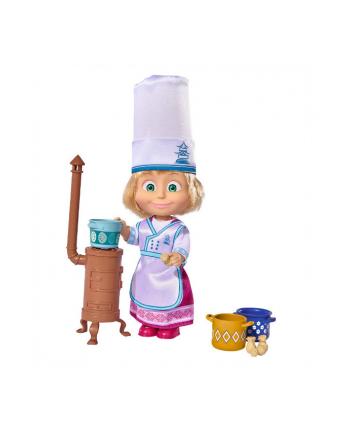 SIMBA Masza i Niedźwiedź Masza kucharka