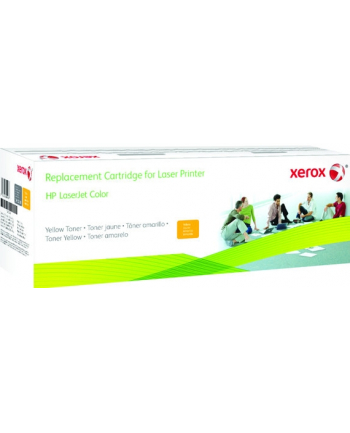 Toner Xerox 006R03017 | yellow | 2600 str. | HP CE412A