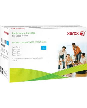 Toner Xerox 106R02217   cyan   11000 str.   HP CE261A