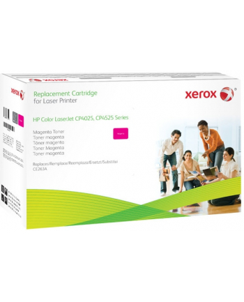 Toner Xerox 106R02218   magenta   11000 str.   HP CE263A