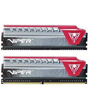 Patriot Viper Elite DDR4 2x8GB 2400MHz 1.2V - czerwony