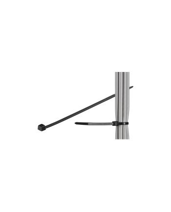 Opaski na kable 200x2.5mm black 100 sztuk