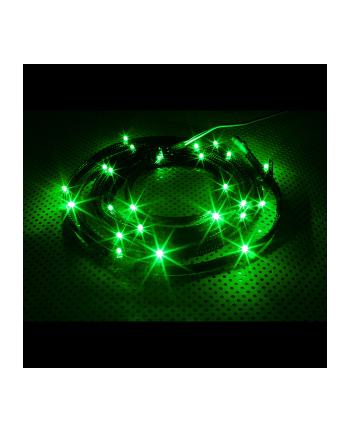 NZXT Sleeved LED Kit 2 meter Green
