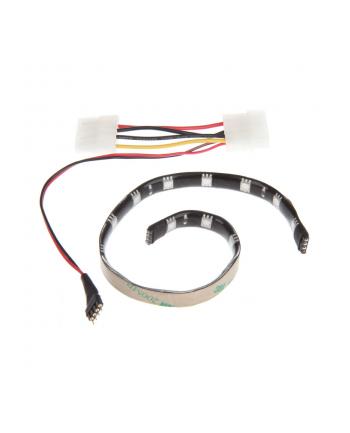 SilverStone SST-LS01R - listwa LED - 30cm - czerwona