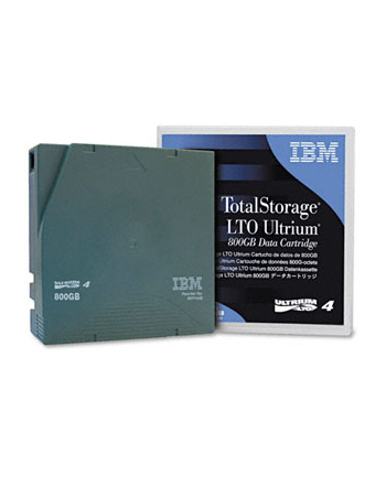TAŚMA IBM DO STREAMERA LTO-4 800/1600 GB