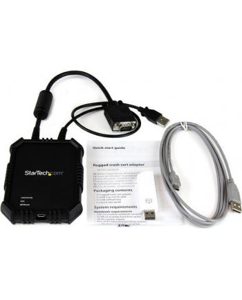StarTech.com LAPTOP TO SERVER KVM CONSOLE CRASH CART ADAPTER               IN