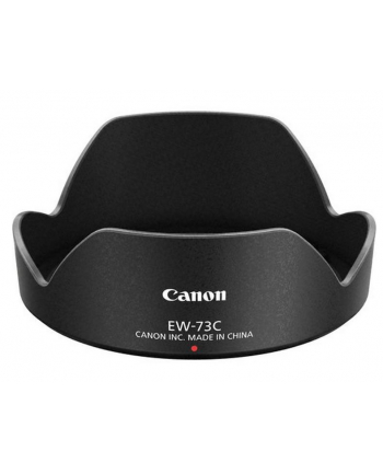 Canon EW-73C For EF-S 10-18mm f/4.5-5.6 IS STM LensBlocks Stray Light from Entering LensProtects Lens from Impact