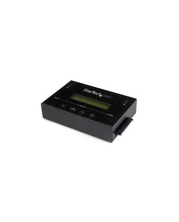STANDALONE HDD DUPLICATOR StarTech.com Standalone 2,5 / 3,5'' SATA Festplatten Duplikator mit Multi HDD / SSD Image-Backup Bibliothek - HDD Duplizierer - 6 GB/s