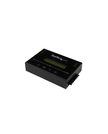 2.5/3.5 SATA HDD DUPLICATOR StarTech.com 2,5 / 3,5'' SATA / SSD Festplatten Duplikator / Eraser - Festplatten Kopierstation mit 14 GB/s Duplizier-Geschwindigkeit