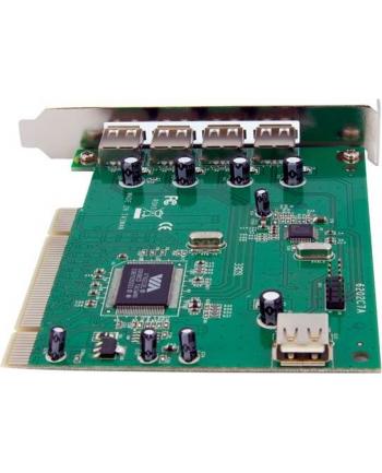 7 PORT PCI USB ADAPTER CARD StarTech.com 7 Port USB 2.0 PCI Schnittstellenkarte - USB Controller Adapter Karte