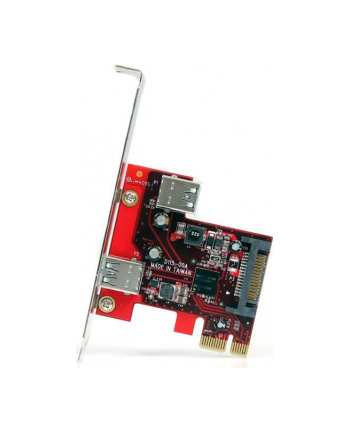 StarTech.com PCIE USB 3 CARD 1 INT & 1 EXT IN