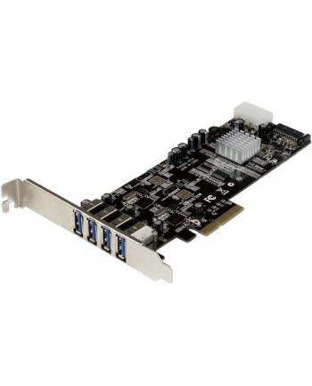 StarTech.com 4 PT 2 CHANNEL PCIE USB 3 CARD .