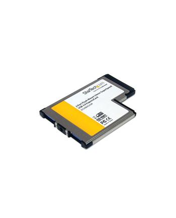 StarTech.com FLUSH MOUNT EXPRESSCARD USB 3 IN