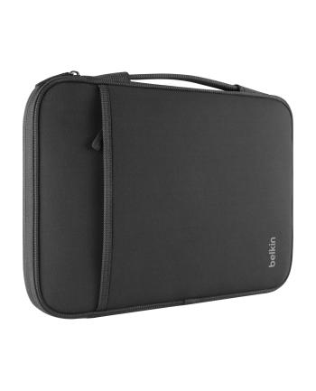 BELKIN SLEEVE 11IN BLACK F/ LAPTOP CHROMEBOOK/ Modell: Tasche/ Material: Neoprene/ Farbe: schwarz/ 27.94 cm (11'')