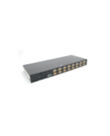 LevelOne 16-PORT KVM MODULE 16-Port KVM Module, Work with KVM-0217US, KVM-0217DE