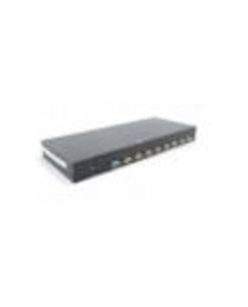 LevelOne 8-PORT KVM MODULE 8-Port KVM Module, Work with KVM-0217US, KVM-0217DE