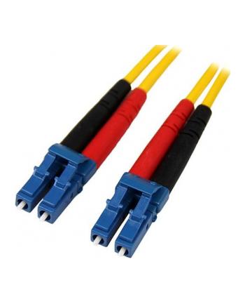 4M LC TO LC FIBER PATCH CABLE StarTech.com 4m Singlemode 9/125 Duplex LSZH LC auf LC OS1 LWL