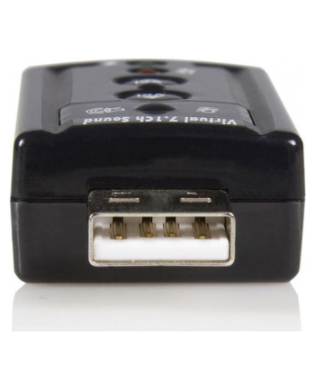 USB STEREO AUDIO ADAPTER StarTech.com USB Audio Adapter 7.1 - USB Soundkarte extern