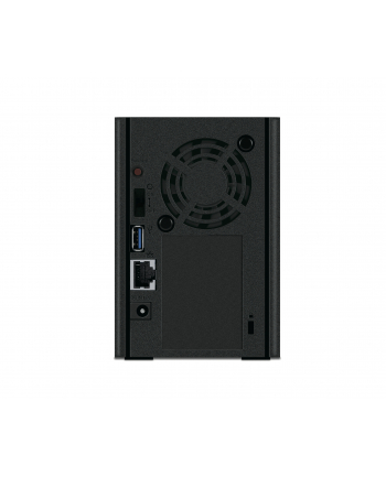 Buffalo LINKSTATION 520DE ENCLOSURE LinkStation 520D - NAS server Enclosure - SATA 3Gb/s - RAID 0, 1, JBOD - Gigabit Ethernet
