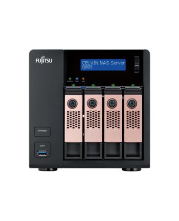 Fujitsu CELVIN NAS Q805 4X2TB NAS HDD .                                IN