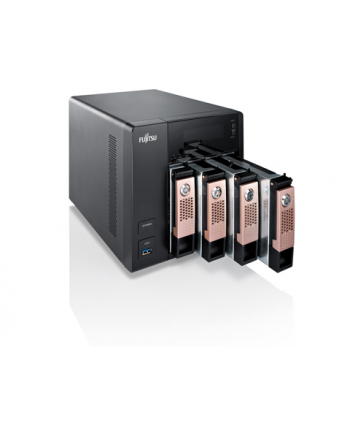 Fujitsu CELVIN NAS Q805 4X4TB NAS HDD .                                IN