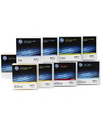 Hewlett Packard Enterprise DATA CARTRIDGE LTO7 ULTRIUM LTO-7 Ultrium, 15 TB, RW, 20 pcs
