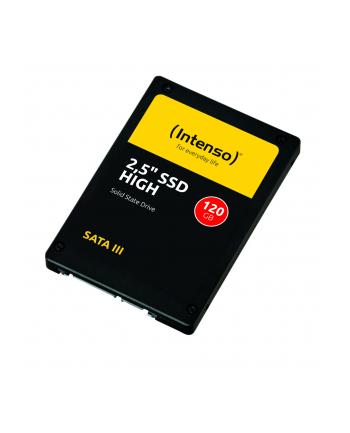 Dysk SSD Intenso 2 5  120GB SATA III