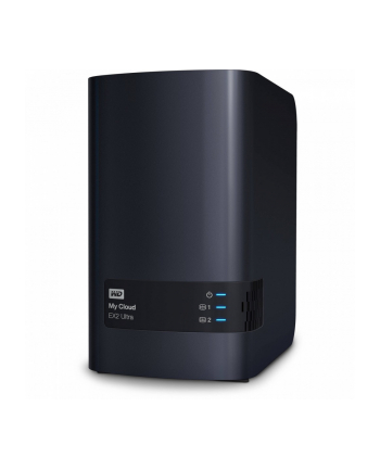 Western Digital WD My Cloud EX2 Ultra 12TB 3,5'' USB3.WDBVBZ0120JCH-EESN