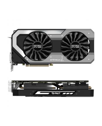 Palit GeForce CUDA GTX1080 Super JetStream 8GB DDR5 256 BIT