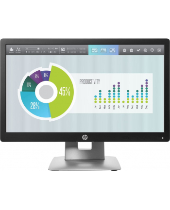 HP Inc. 20'' EliteDisplay E202 Monitor          M1F41AA