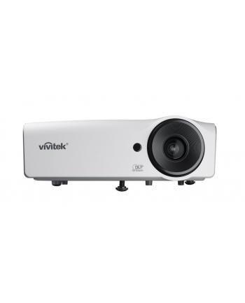 Vivitek Projektor D552 DLP/ SVGA/ 3000 Ansi/ 15000:1/ 2 x VGA/ 3D Ready
