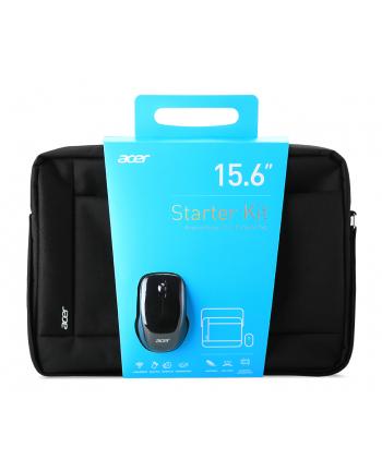 Acer Notebook Starter Kit:15.6' zestaw torba + mysz bezprzewodowa