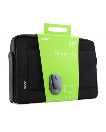 Acer Notebook Starter Kit:17.3' zestaw torba + mysz bezprzewodowa
