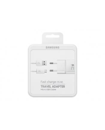 Samsung Ładowarka podróżna EP-TA20E, micro USB