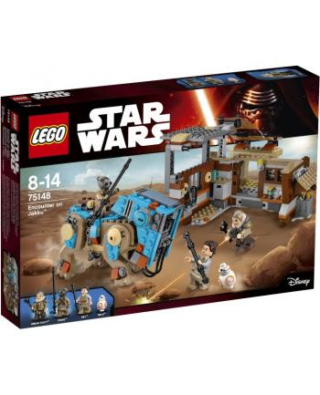 LEGO Spotkanie na Jakku