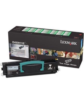 Lexmark Toner czarny 0E450H11E