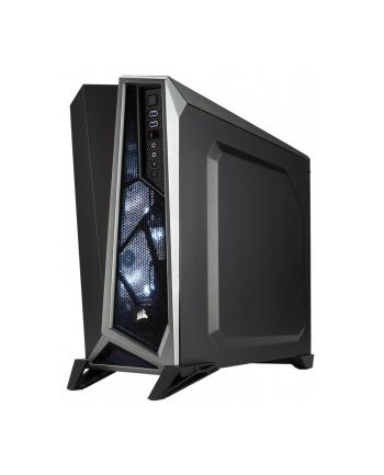 Carbide SPEC-ALPHA MID-TOWER USB3.0 Black/Silver