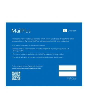 MailPlus 20-licencji