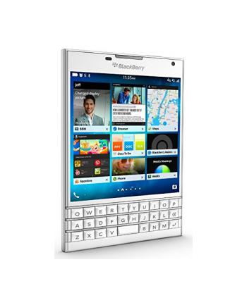 BlackBerry Passport 32 GB - biały - BlackBerry 10 OS