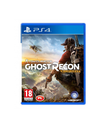 UBISOFT Gra Ghost Recon Wildlands PCSH (PS4)